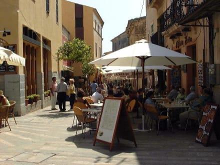 Altstadt von Alcudia / Mallorca - Altstadt Alcudia
