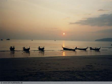 Abendstimmung - Strand Ao Nang