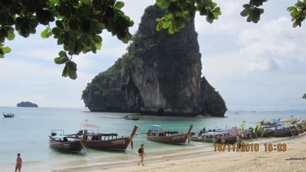 Strand/Küste/Hafen - Ausflug nach Krabi