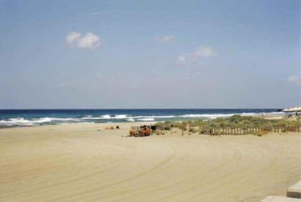 Strand von Anissaras - Strand Anissaras