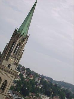 Tempel/Kirche/Grabmal - St. Laurenzenkirche