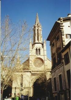 Palma de Mallorca/ Altstadt - Kirche Santa Eulàlia