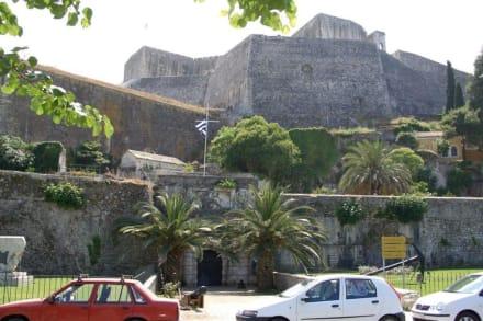 Neue Festung - Neue Festung von Kerkyra