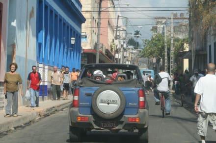 Durch Mantazas - Jeep Safari Varadero