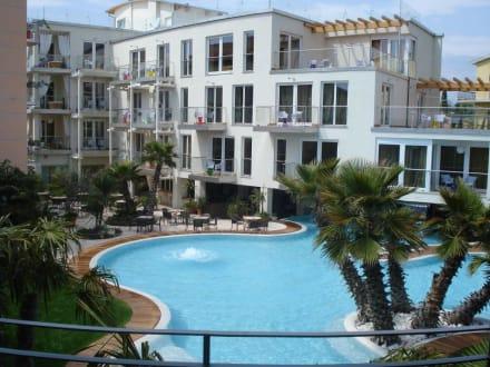 Különleges szállodák - 34. rész: Színesen Európában