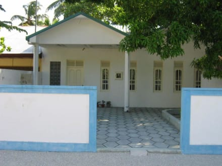 Schule - Radfahren Addu Atoll