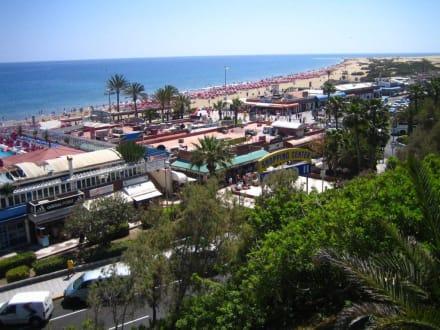 Strandansicht - Strand Playa del Ingles