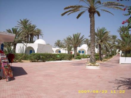 Hotelanlage - Hotel Sidi Slim