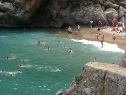Sa Calobra - Bucht Sa Calobra / Torrent de Pareis