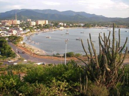 Abendlicher Blick über die Bucht von Juan Griego - Juan Griego