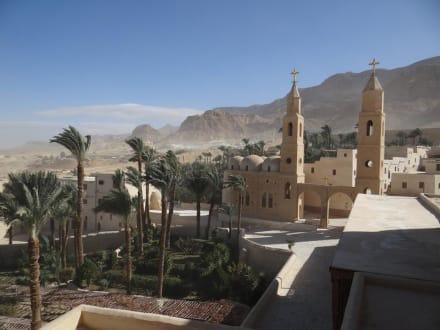 Tempel/Kirche/Grabmal - Koptische Klöster St. Paulus & St. Antonius