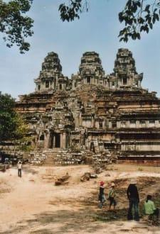 Ta Keo - Tempel Angkor Wat