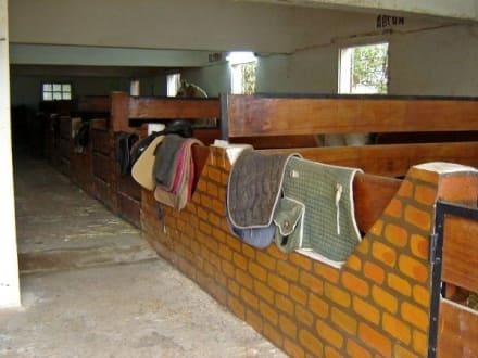 Die Stallungen - Ranch Mabrouka