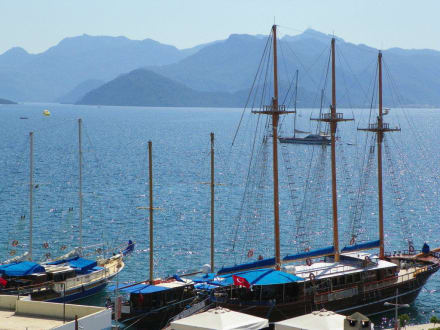 Beach/Coast/Harbor - Castle Marmaris