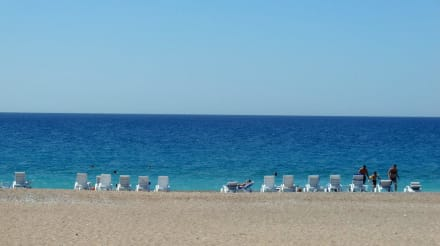 Hotel beach - Cenger Beach Resort & Spa