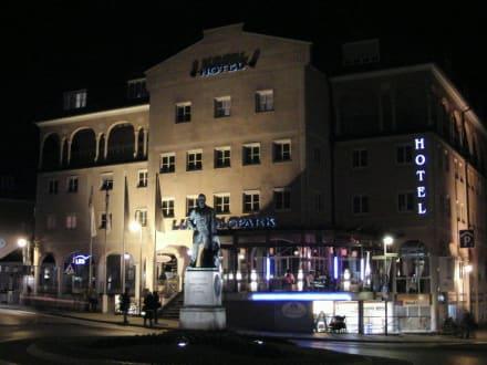 Luitpoldhotel Füsse - Luitpoldpark Hotel Füssen