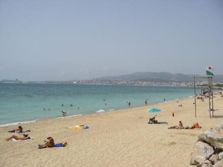 Playa de Palma - Strand Playa/Platja de Palma