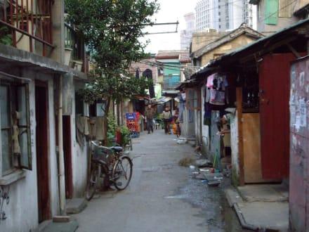 Altstadt von Shanghai - Altstadt Shanghai