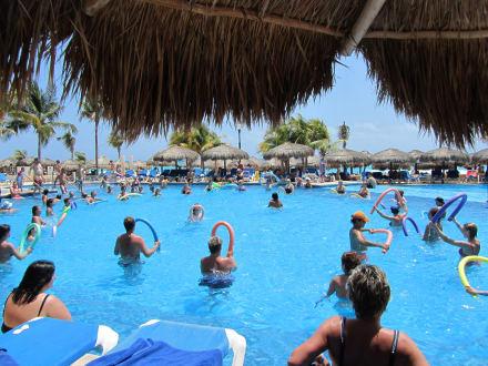 Piscine  - Hotel Viva Wyndham Maya