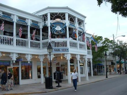 Einkaufsmöglichkeiten - Duval Street
