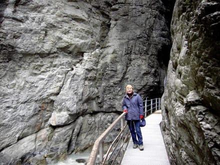 Grindelwald - Spektakuläre Gletscherschlucht (4) - Gletscherschlucht Grindelwald