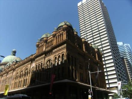 Sonstige Gebäude - Queen Victoria Building