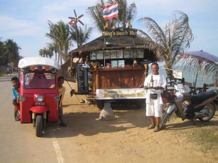 Sing's Beach Bar - Sing's Beach Bar