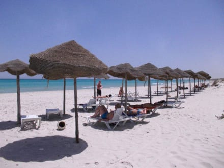 Beach Today Thapsus 2014 -