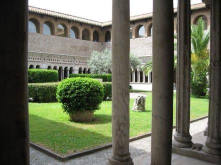 Kreuzgang - Basilika San Giovanni in Laterano