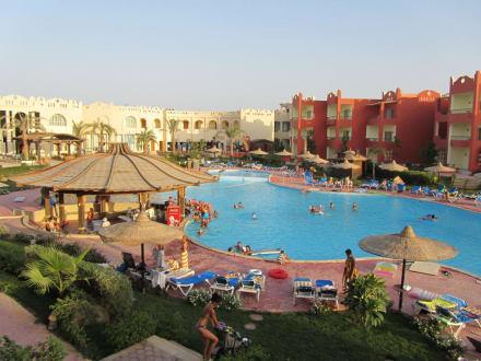 Außenansicht - Hotel Aqua Resort & Spa