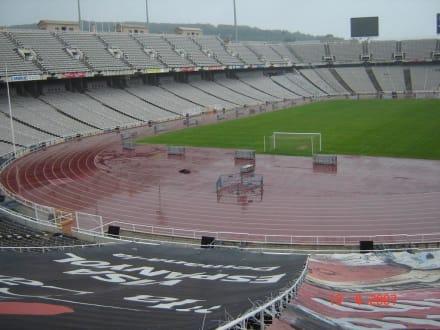 Estadi Olympic - Olympiapark Barcelona