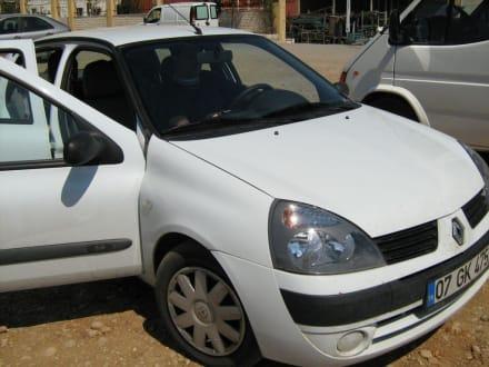Renault Clio - Cizgi Rent A Car