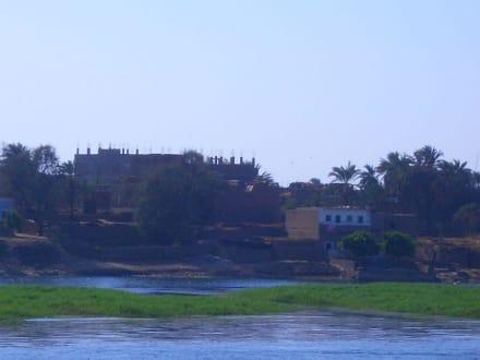 Lehmhaus am Nil - Nil
