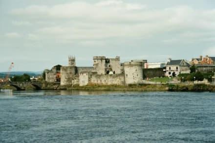 Limerick Castle - King John's Castle