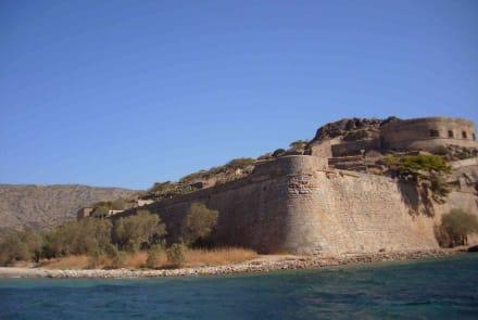 Die Festung - Insel Spinalonga / Kalidonia
