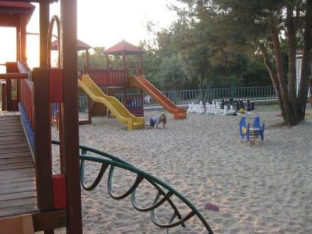Kinderclub mit Aussicht - Alexandra Beach Thassos Spa Resort