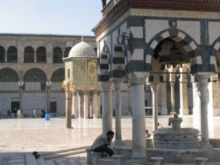 Omayaden - Moschee - Omajaden Moschee