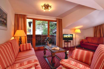 Chambre - Hotel Kertess