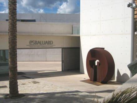 Museo Es Baluard / Bastió St. Pere - Museum Es Baluard