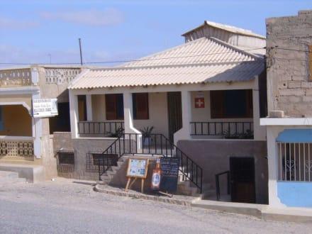 Gastraum - Restaurant Sodade di Nha Terra