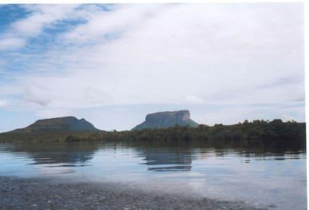 Tafelberg in Canaima - Tafelberg