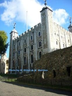 London - TOWER - Tower von London