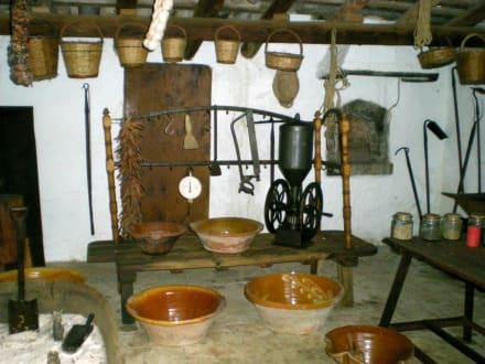 Vorratsraum - La Granja