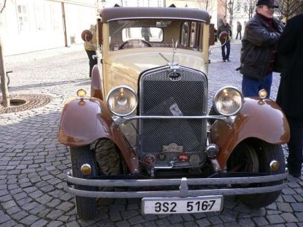 Altstadtrundfahrt in Prag - Altstadt Prag