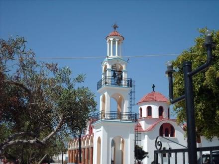 Kirche in Mandriko ( Westküste ) - Westküste