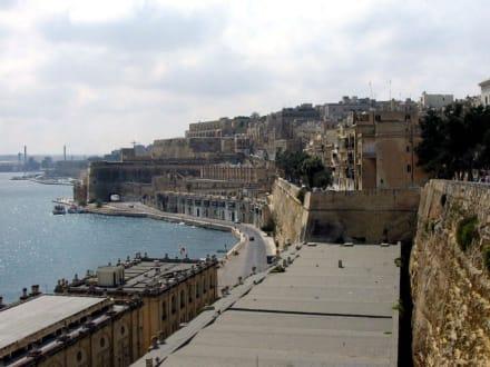 Hauptstadt - Altstadt Valletta