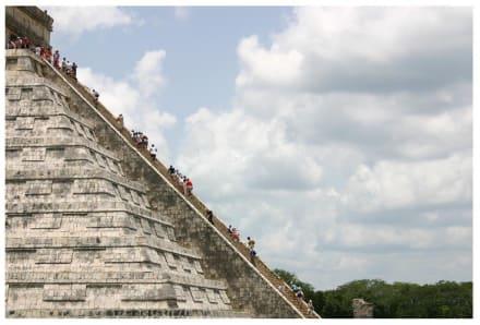 Fitness Parcour Chichen Itza - Ruine Chichén Itzá