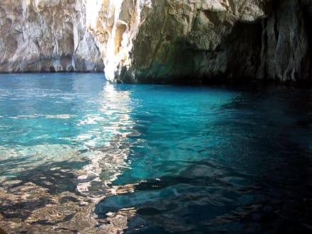 Blaue Grotte 2 - Blaue Lagune