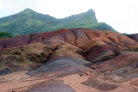 Die siebenfarbige Erde-Chamarel - Siebenfarbige Erde / Terres des Sept Couleurs / Seven Coloured Earths