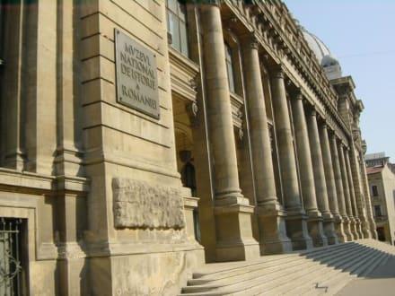 Nationale Geschichtsmuseum Rumäniens - Historisches Museum Bukarest